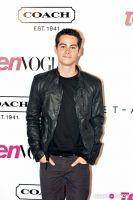 9th Annual Teen Vogue 'Young Hollywood' Party Sponsored by Coach (At Paramount Studios New York City Street Back Lot) #113