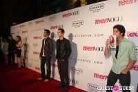 9th Annual Teen Vogue 'Young Hollywood' Party Sponsored by Coach (At Paramount Studios New York City Street Back Lot) #115
