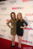 9th Annual Teen Vogue 'Young Hollywood' Party Sponsored by Coach (At Paramount Studios New York City Street Back Lot) #137