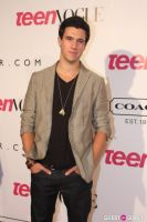 9th Annual Teen Vogue 'Young Hollywood' Party Sponsored by Coach (At Paramount Studios New York City Street Back Lot) #154