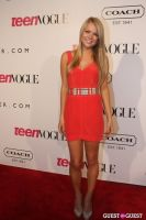 9th Annual Teen Vogue 'Young Hollywood' Party Sponsored by Coach (At Paramount Studios New York City Street Back Lot) #162