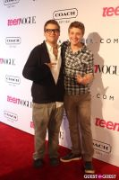 9th Annual Teen Vogue 'Young Hollywood' Party Sponsored by Coach (At Paramount Studios New York City Street Back Lot) #295