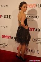 9th Annual Teen Vogue 'Young Hollywood' Party Sponsored by Coach (At Paramount Studios New York City Street Back Lot) #301