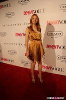 9th Annual Teen Vogue 'Young Hollywood' Party Sponsored by Coach (At Paramount Studios New York City Street Back Lot) #312
