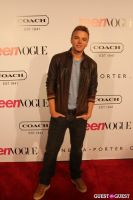 9th Annual Teen Vogue 'Young Hollywood' Party Sponsored by Coach (At Paramount Studios New York City Street Back Lot) #339