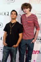 9th Annual Teen Vogue 'Young Hollywood' Party Sponsored by Coach (At Paramount Studios New York City Street Back Lot) #370