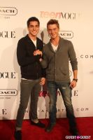 9th Annual Teen Vogue 'Young Hollywood' Party Sponsored by Coach (At Paramount Studios New York City Street Back Lot) #373