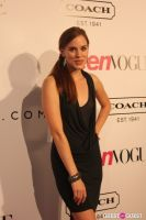 9th Annual Teen Vogue 'Young Hollywood' Party Sponsored by Coach (At Paramount Studios New York City Street Back Lot) #379