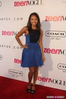 9th Annual Teen Vogue 'Young Hollywood' Party Sponsored by Coach (At Paramount Studios New York City Street Back Lot) #398
