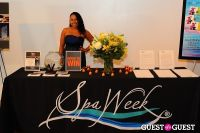 Spa Week Media Party Fall 2011 #19