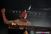 Cut Copy and Washed Out at the Hollywood Palladium #112