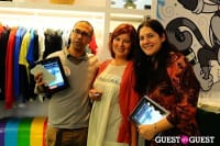 GeekChicNYC and TOKYOPOP Launch Party #136