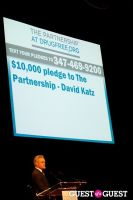 Drugfree.org's 25th Anniversary Gala - Promise of Partnership #136