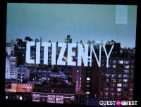 Citizen NY Launch at Catch #2