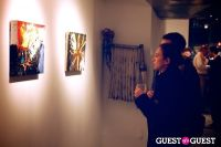 Darkness and the Light Opening Reception #62