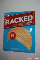 The First Annual Racked Awards Held at Skylight West #9