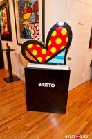 Bermano Art Exhibition Hosted By NY Jet Ladainian Tomlinson #9