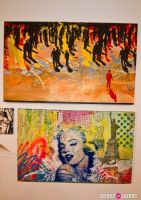 Bermano Art Exhibition Hosted By NY Jet Ladainian Tomlinson #10