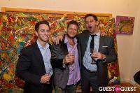 Bermano Art Exhibition Hosted By NY Jet Ladainian Tomlinson #48