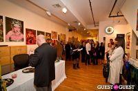 Bermano Art Exhibition Hosted By NY Jet Ladainian Tomlinson #78