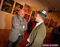 Bermano Art Exhibition Hosted By NY Jet Ladainian Tomlinson #80
