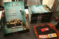 PILLAGE by Brantly Martin Book Launch #42