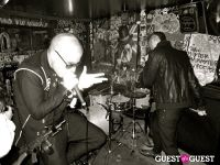 BULLDOG Gin and GunBar Present Fawkesnight #125