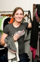 cmarchuska spring/summer 2009 collection trunk show hosted by Kaight and Entertainment Sixty 6 #6