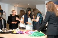 cmarchuska spring/summer 2009 collection trunk show hosted by Kaight and Entertainment Sixty 6 #8