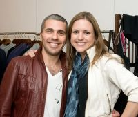 cmarchuska spring/summer 2009 collection trunk show hosted by Kaight and Entertainment Sixty 6 #11