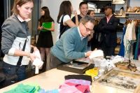 cmarchuska spring/summer 2009 collection trunk show hosted by Kaight and Entertainment Sixty 6 #17