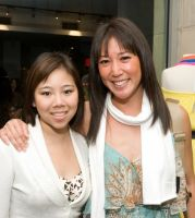 cmarchuska spring/summer 2009 collection trunk show hosted by Kaight and Entertainment Sixty 6 #19