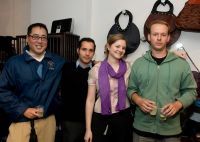 cmarchuska spring/summer 2009 collection trunk show hosted by Kaight and Entertainment Sixty 6 #31