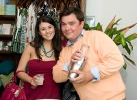 cmarchuska spring/summer 2009 collection trunk show hosted by Kaight and Entertainment Sixty 6 #33