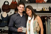 cmarchuska spring/summer 2009 collection trunk show hosted by Kaight and Entertainment Sixty 6 #35