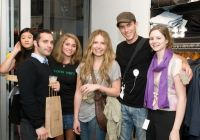 cmarchuska spring/summer 2009 collection trunk show hosted by Kaight and Entertainment Sixty 6 #36