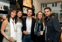 cmarchuska spring/summer 2009 collection trunk show hosted by Kaight and Entertainment Sixty 6 #43