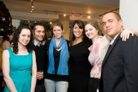 cmarchuska spring/summer 2009 collection trunk show hosted by Kaight and Entertainment Sixty 6 #47