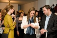 cmarchuska spring/summer 2009 collection trunk show hosted by Kaight and Entertainment Sixty 6 #48