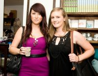 cmarchuska spring/summer 2009 collection trunk show hosted by Kaight and Entertainment Sixty 6 #54