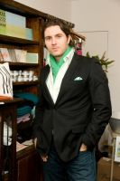 cmarchuska spring/summer 2009 collection trunk show hosted by Kaight and Entertainment Sixty 6 #58