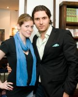 cmarchuska spring/summer 2009 collection trunk show hosted by Kaight and Entertainment Sixty 6 #63