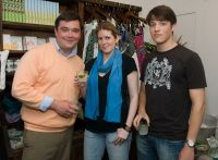 cmarchuska spring/summer 2009 collection trunk show hosted by Kaight and Entertainment Sixty 6 #65