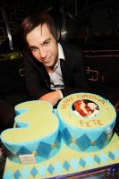 Pete Wentz Celebrates 30th B-Day #2