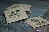 Opening of Viktor and Spoils (Inside Hotel on Rivington #54
