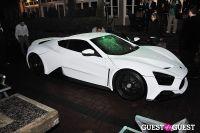 Emporio Motor Group Unveils the Zenvo ST1-50S #122