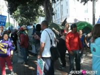 National Day of Action for the 99% L.A March #4