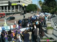 National Day of Action for the 99% L.A March #7