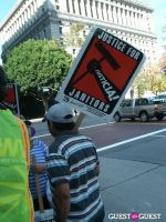 National Day of Action for the 99% L.A March #19