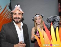 Creative Time Fall Fundraiser: Flaming Youth - Masquerade Tribute to the Chelsea Arts Ball #132